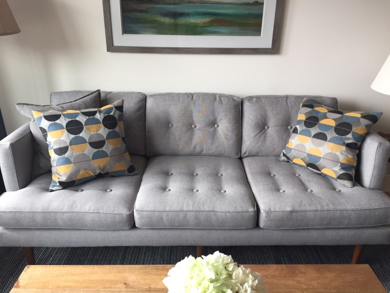 West Elm Peggy Sofa