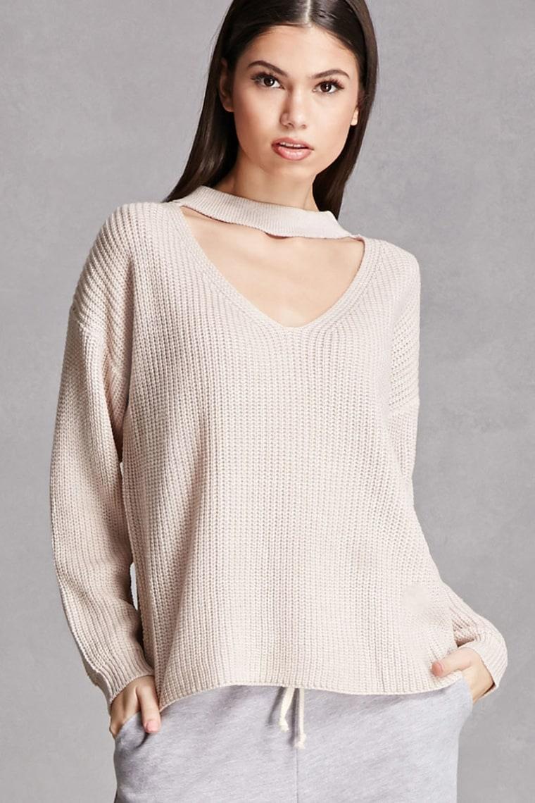 Choker Sweater