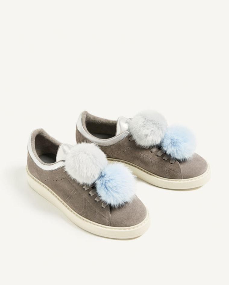 PomPom Sneaker