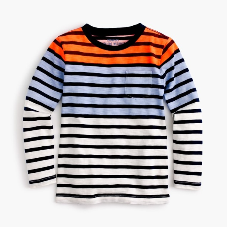 Striped Boys Tee