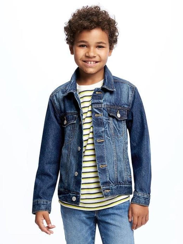 Denim Boys Jacket