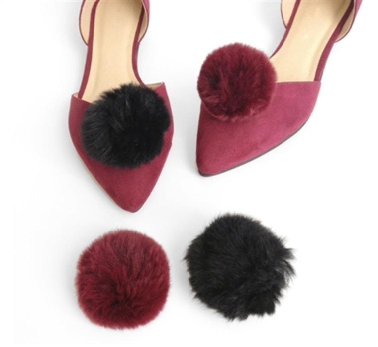 Shoe Clips PomPom