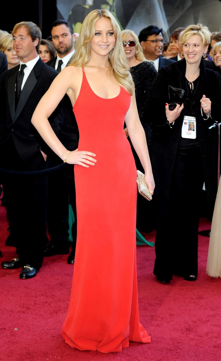 Oscars style: 20 best dresses at the Academy Awards