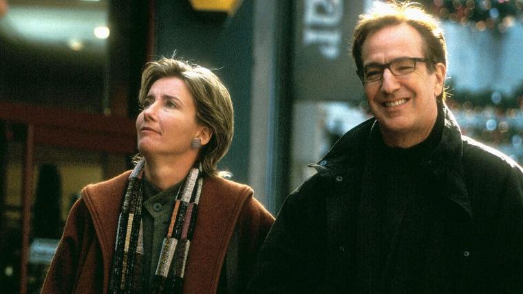 EMMA THOMPSON & ALAN RICKMAN LOVE ACTUALLY (2003)