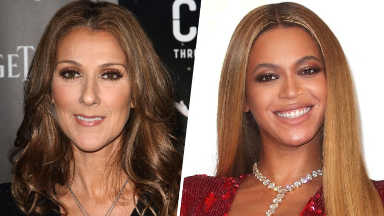 Celine Dion / Beyonce