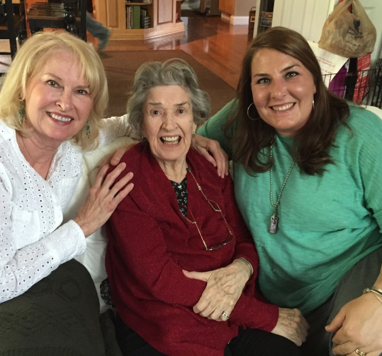 Jean Oddi, 91, passed away Feb. 20, but she left a legacy of spunk and wisdom for her only daughter, Casey Oddi Clark, and her only granddaughter, Melissa Falter.