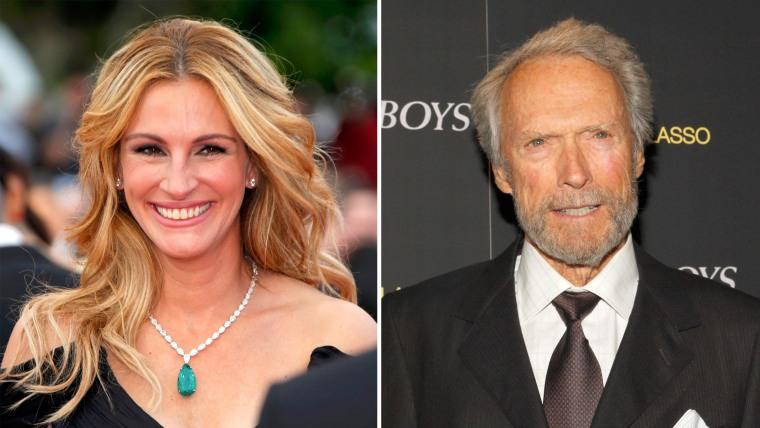 Julia Roberts / Clint Eastwood