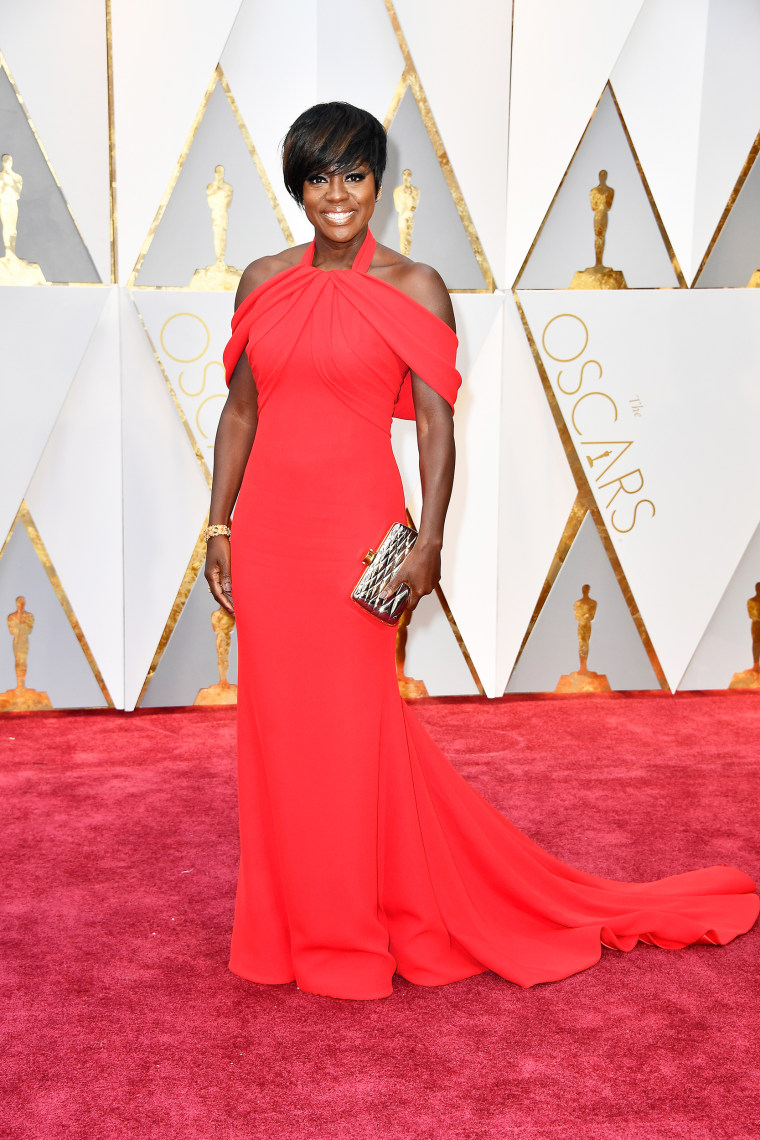 Oscars red carpet 2017: Best-dressed stars from Hollywood ...