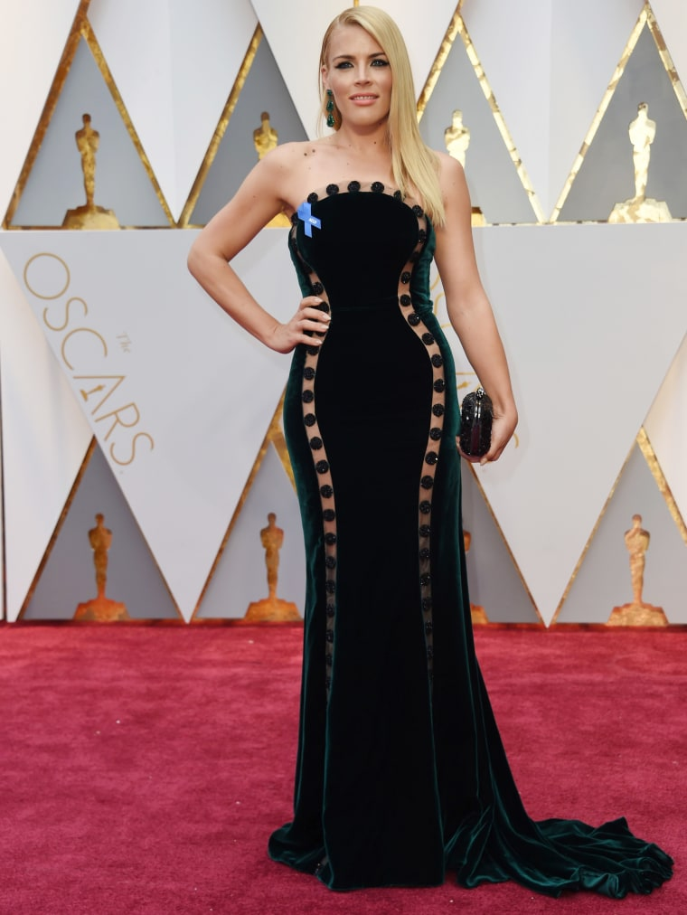 Busy Philipps on the Oscars red carpet