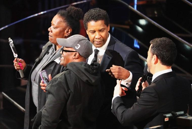 Image: 89th Academy Awards - Oscars Awards Show