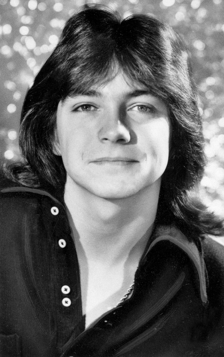 Image: David Cassidy in 1972