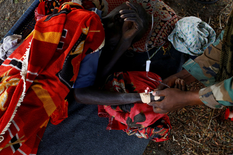 Image: Famine Strikes South Sudan