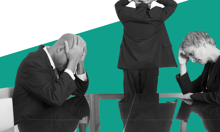 Image: These top executives learned how to be a better boss by working for bad ones