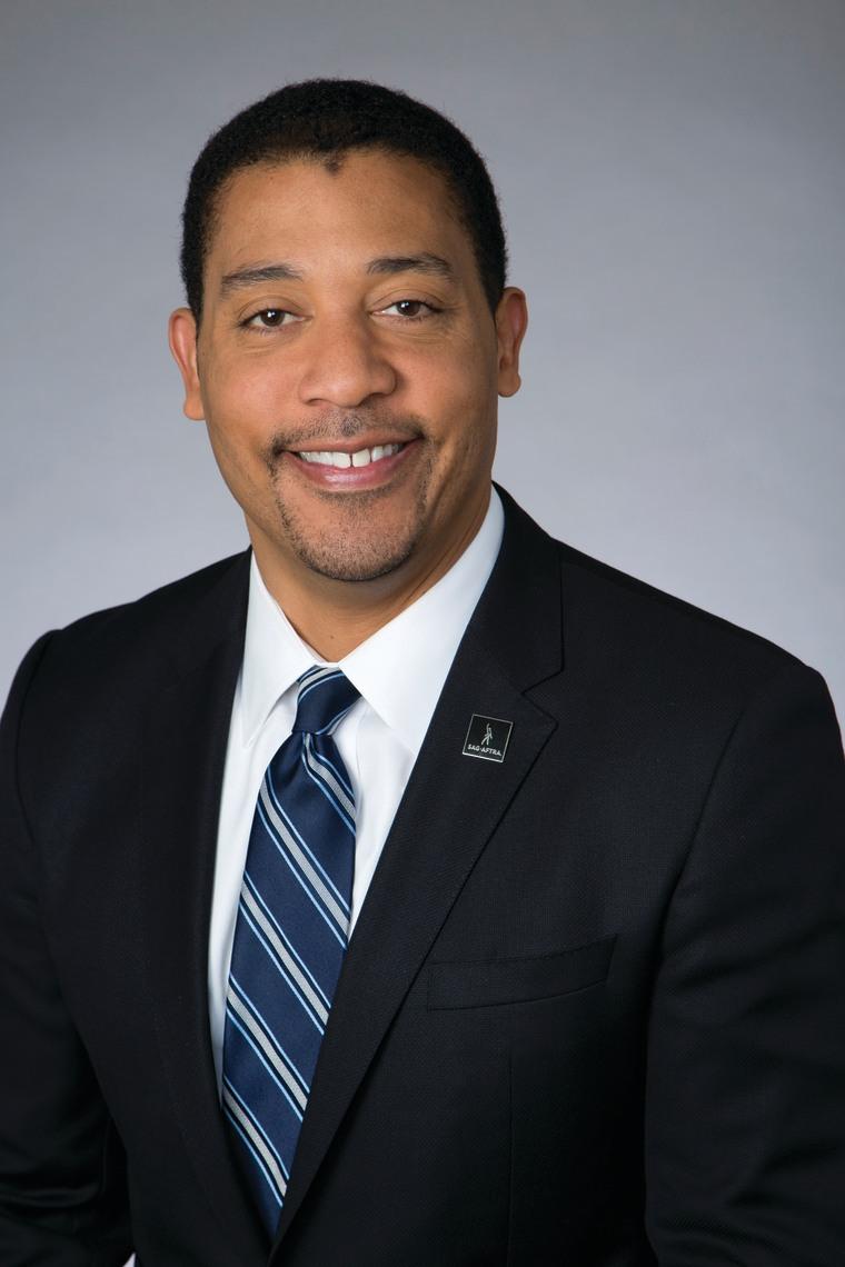David P. White - SAG-AFTRA National Executive Director