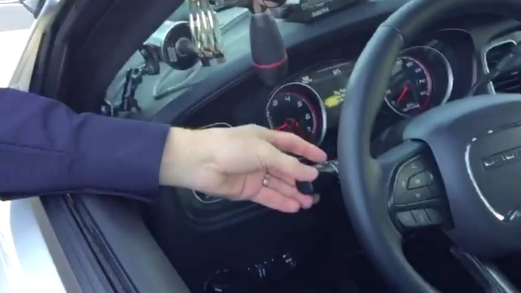 Sgt. John Perrine's video explaining the turn signal has gone viral