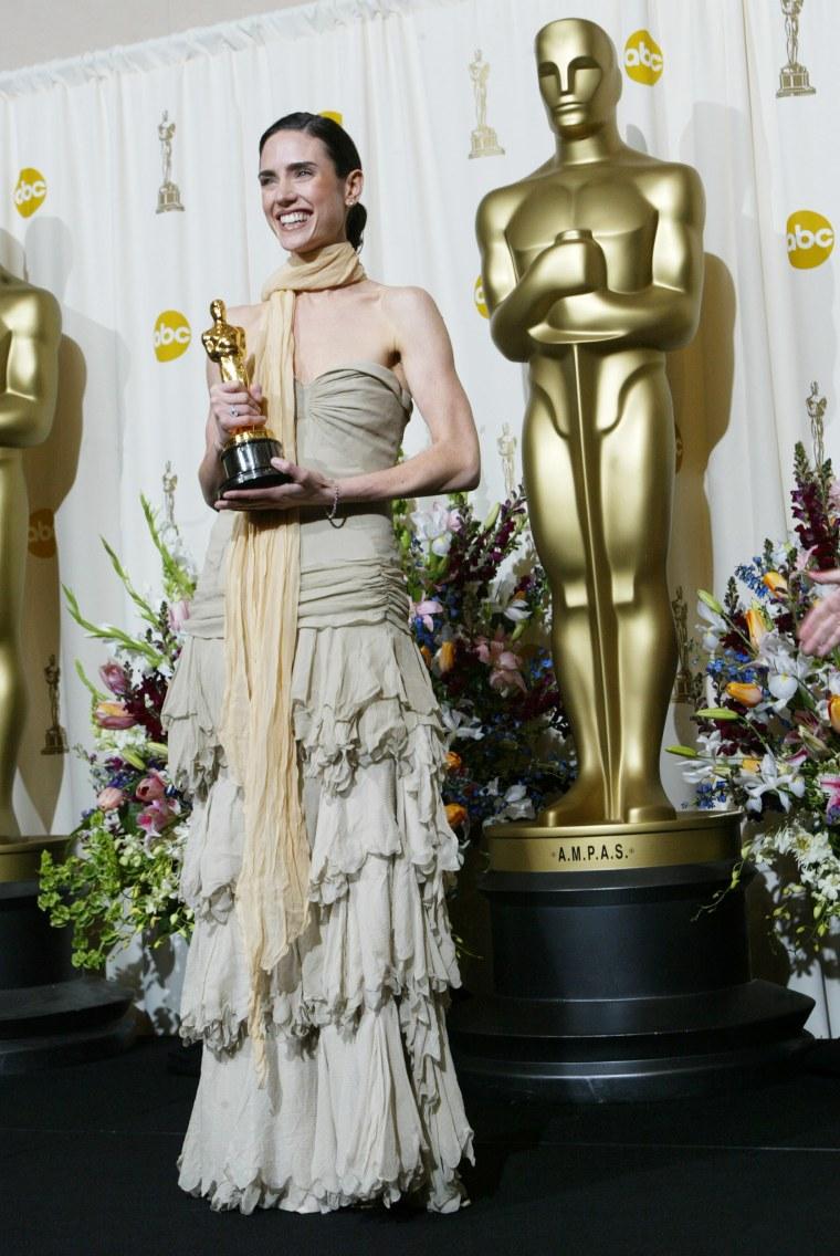 Jennifer Connelly Oscar Dress