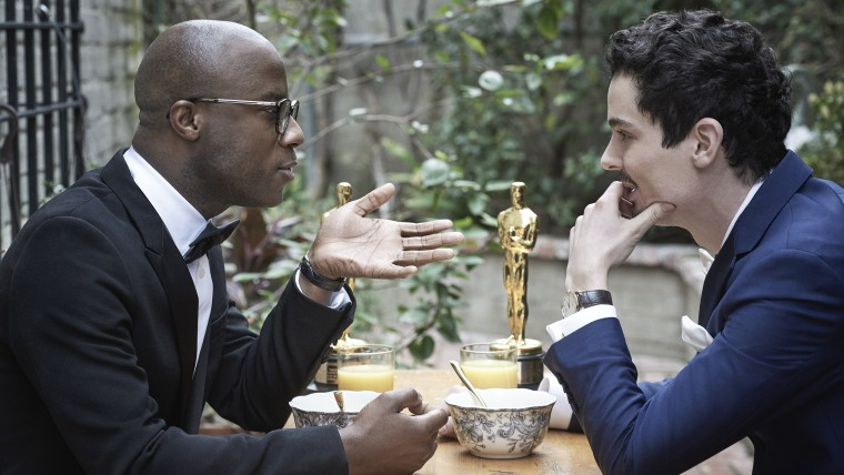Variety: Damien Chazelle, Barry Jenkins
