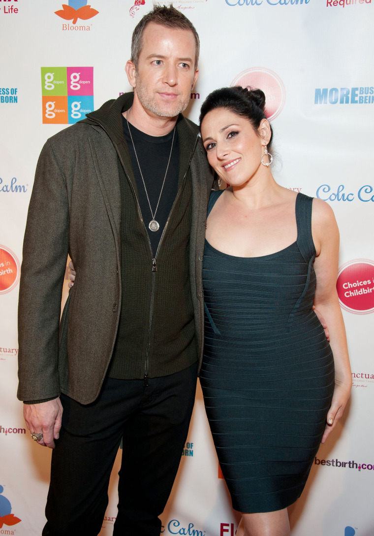 Ricki Lake reveals her ex-husband committed suicide: 'I