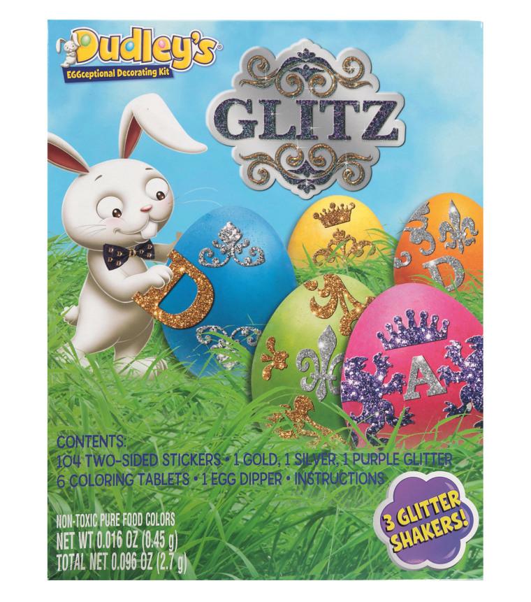 Glitz Egg Dye Kit