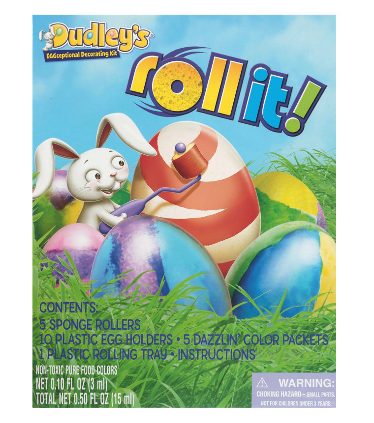 Roll It! Egg Decorating Kit