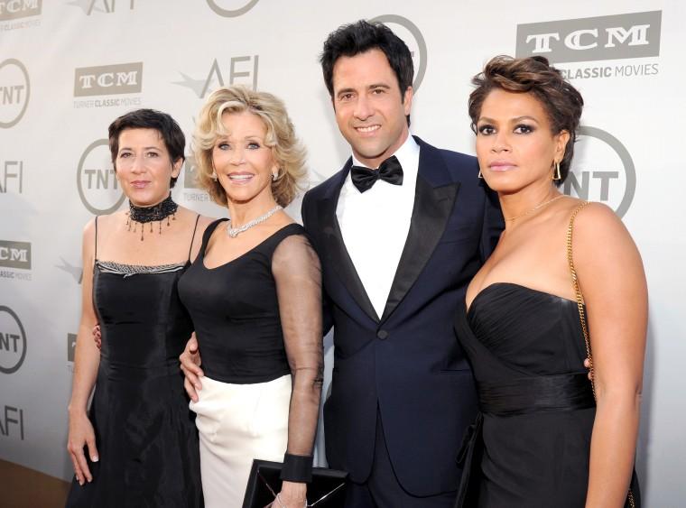 AFI Life Achievement Award: A Tribute To Jane Fonda - Red Carpet Arrivals