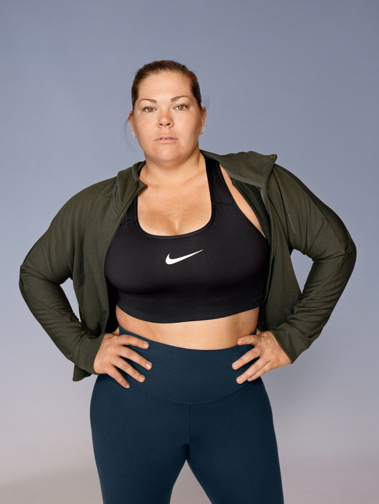 Nike is launching a new extended size range for plus-size women.
