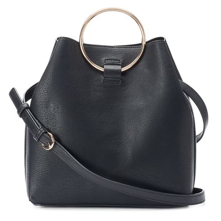 Ring Large Bucket Bag