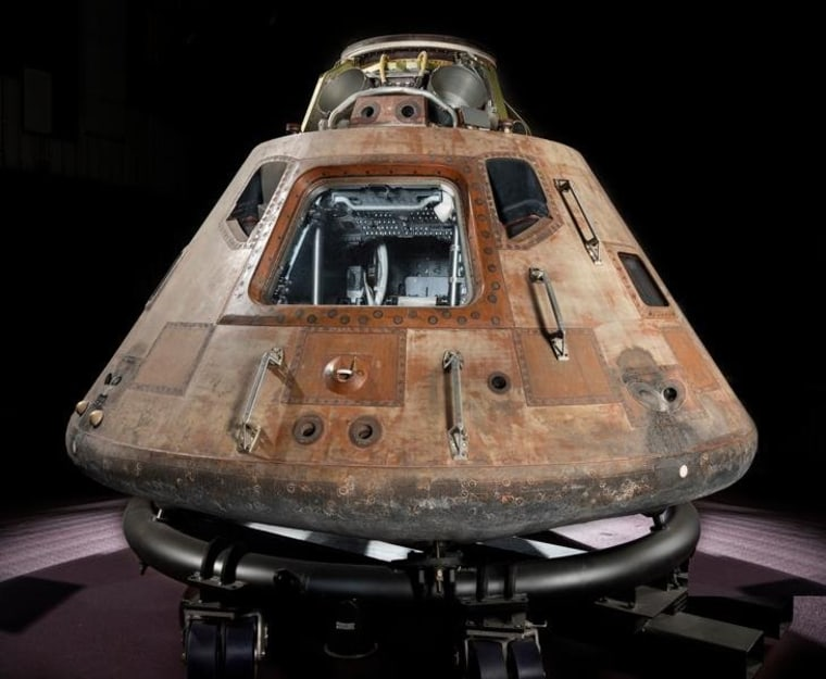 Image: Apollo command module