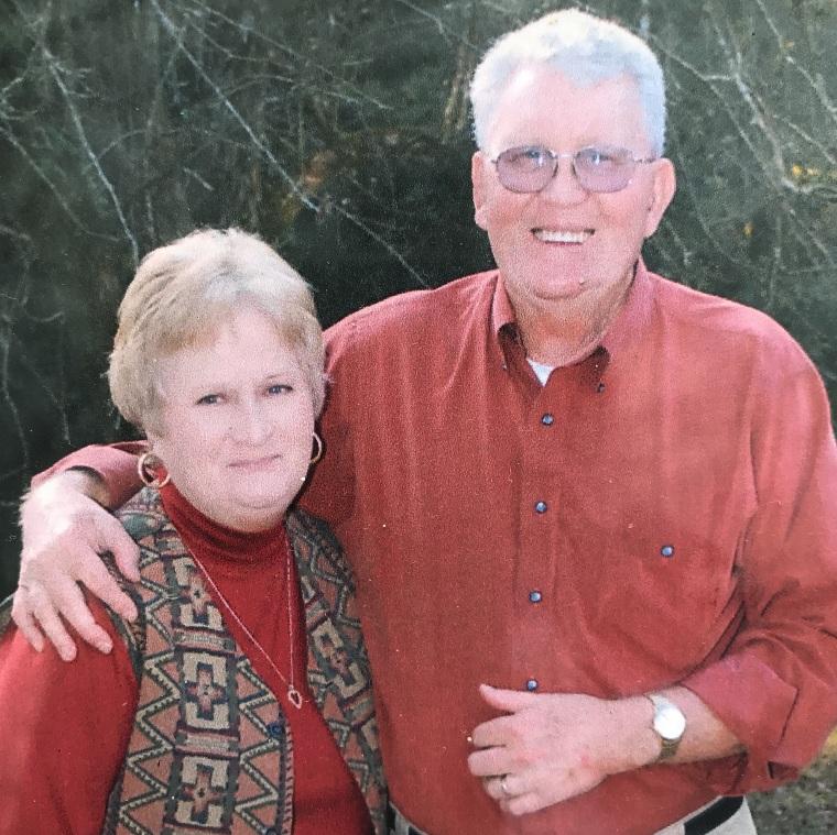 image: Brenda and Wayne Pinter