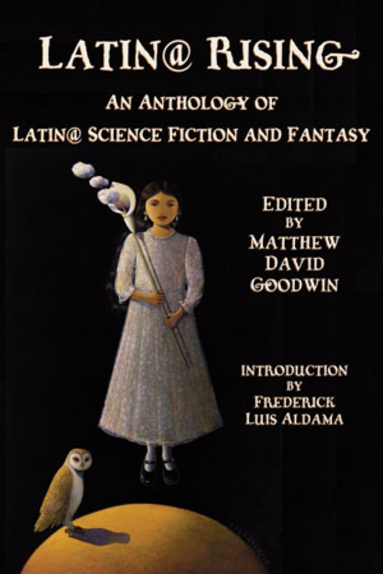Latin@ Rising: Anthology of Latin@ Science Fiction & Fantasy
