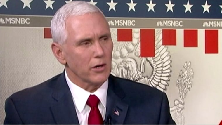 Image: Mike Pence