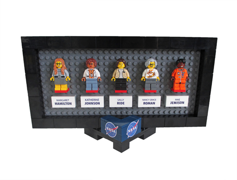 Image: Lego NASA Women set