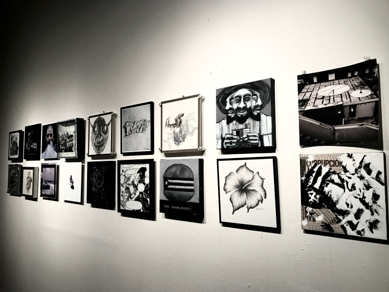 Some artwork.