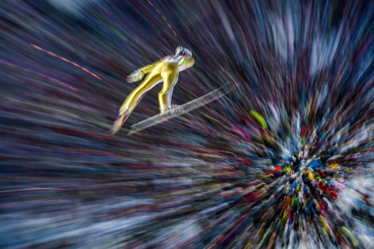 Image: Men's Ski Jumping HS100 - FIS Nordic World Ski Championships
