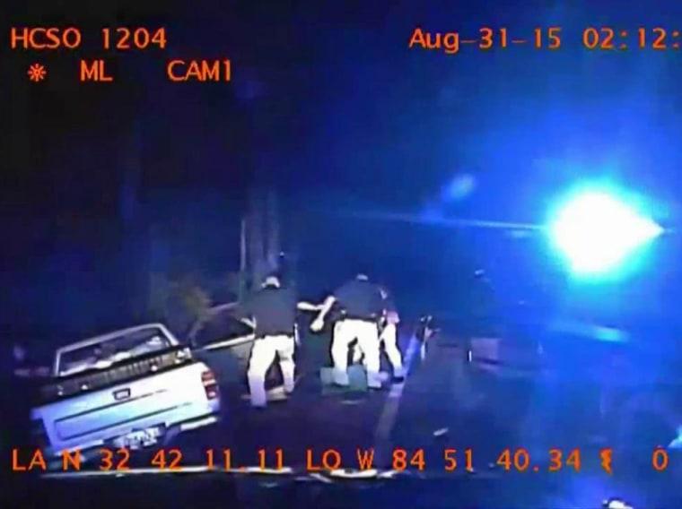 Image: Dyksma dashcam video