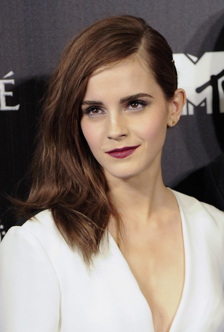 Emma Watson S Hair From Quot Beauty And The Beast Quot To Quot Harry