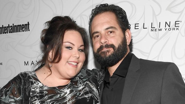 Chrissy Metz and Josh Stancill