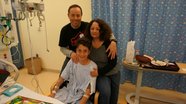 Jose Agredano Jr. has always admired his mom's heart, intelligence and persistence. Those qualities helped her save his life when he collapsed on the soccer field.