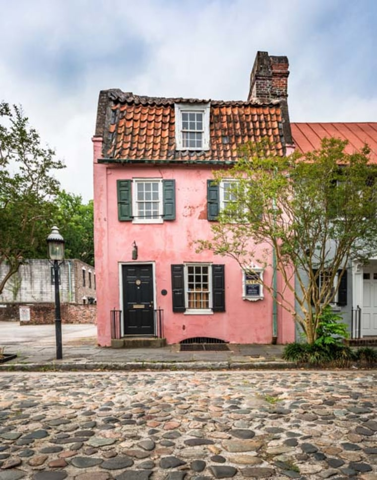Oldest home in Charleston