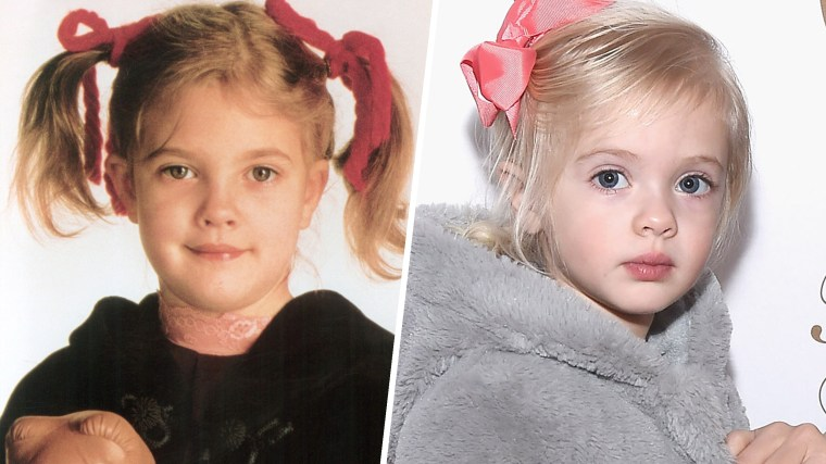 Drew barrymore kids
