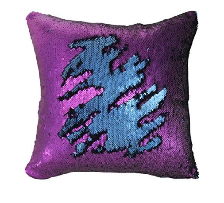Assorted Reversible Sequin Pillows