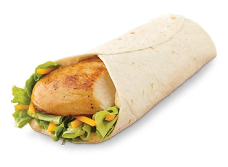 Wendy's: Grilled Chicken Wrap
