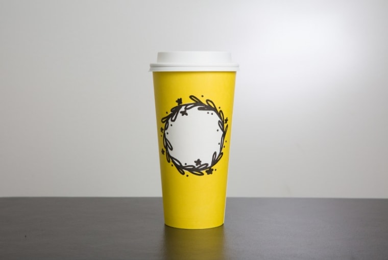 Starbucks spring design