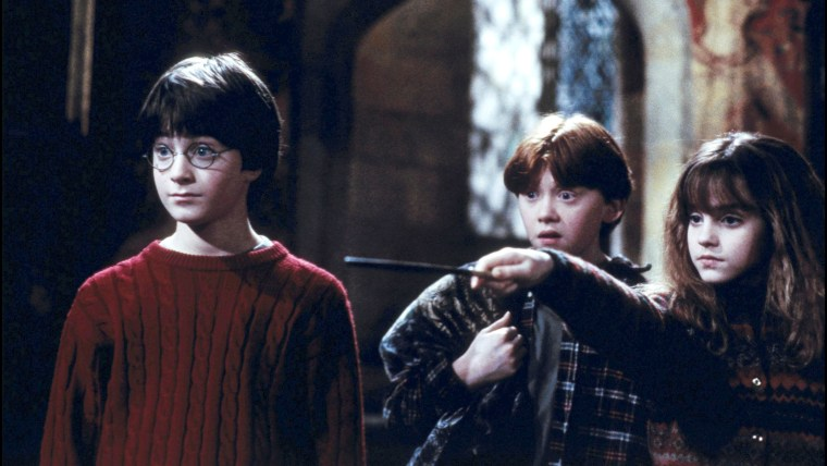 Harry Potter and the Sorcerer's stone film still
