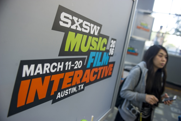 South by Southwest (SXSW) Interactive Technology