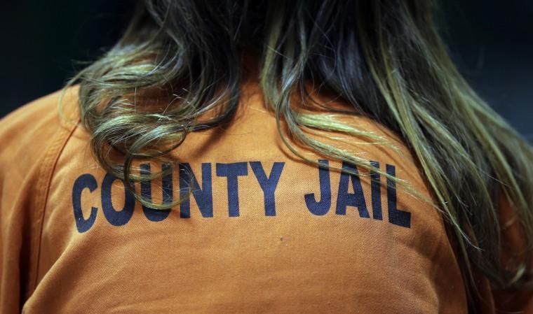 Image: Harris County Jail