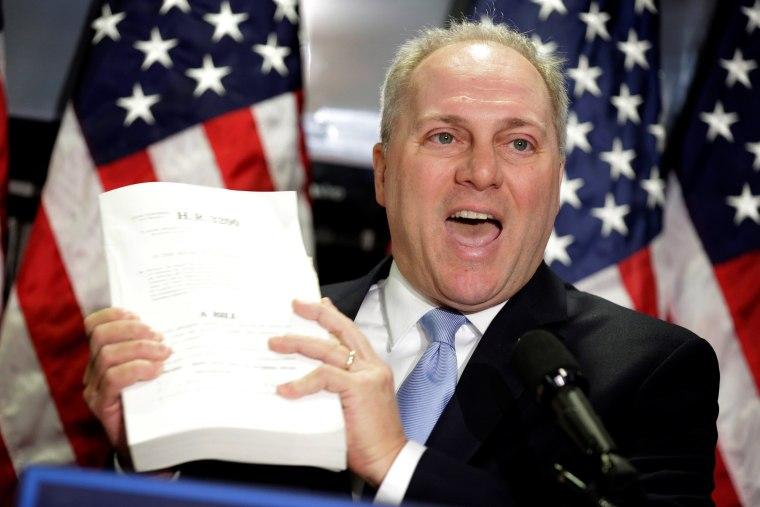 Image: House Majority Whip Steve Scalise