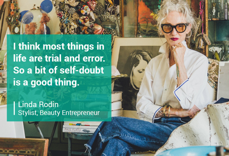 Linda Rodin, Stylist, Beauty Entrepreneur