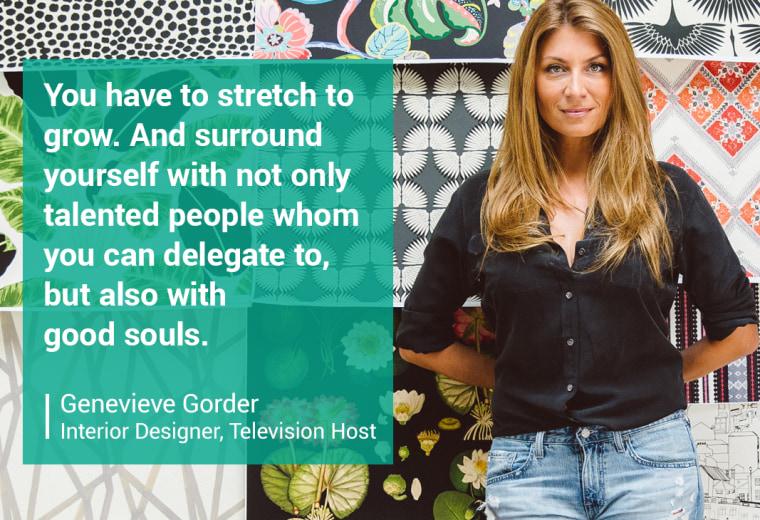 Genevieve Gorder, Interior Designer, Television Host