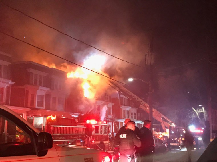 A hoverboard-caused house fire in Harrisburg, Pennsylvania, killed a 2-year-old girl and critically injured two people.
